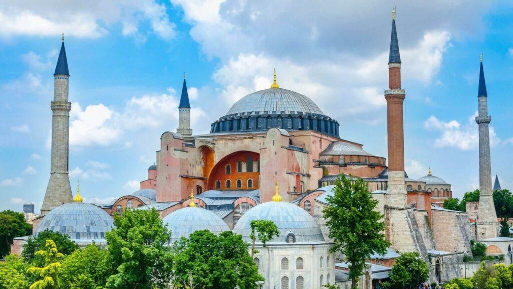 Istanbul City Tour Hagia Sophia
