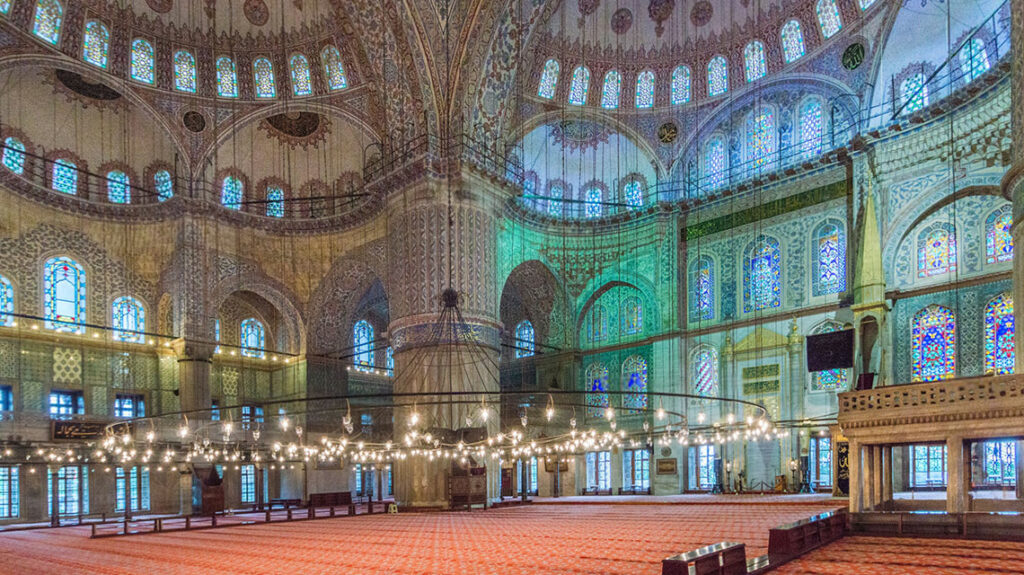 Istanbul Layover Tour Blue Mosque